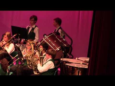 Carleton Middle School Band Spring Concert 2015