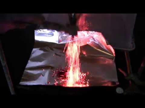 Make Pyrophoric Iron And Iron Oxalate