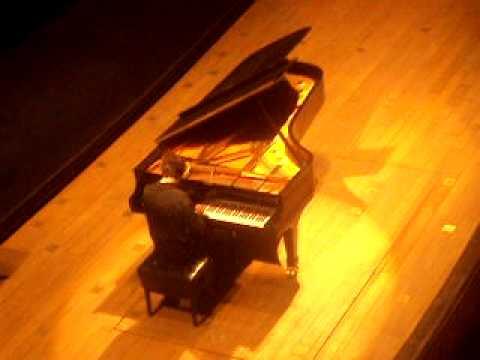 Philippe Giusiano - Prelúdio 16 op 28  - Chopin Rio Folle Journée 2010