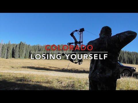 """2016 Bowhunting Elk - Colorado """"Losing Yourself"""""""