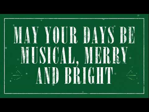Happy Holidays from the Frost School of Music at the University of Miami