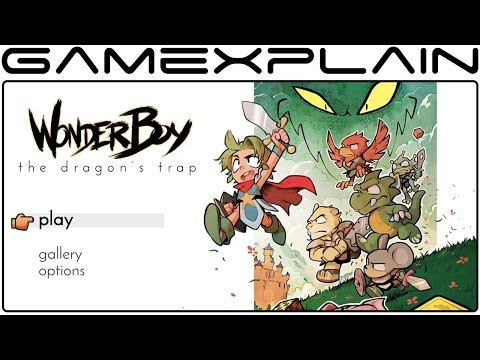 Wonder Boy: The Dragon's Trap - Game & Watch (Nintendo Switch)