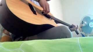Khi em ngủ say - Ku Minh guitar cover. ( Thân tặng cho Ty - Em luôn ngủ ngon nhé )