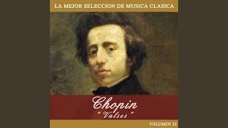 Valses: Vals No. 13 Op. 70 No. 3 en D Flat Major