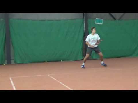 Bourse Tennis USA Universite OverBoarder - Martin Bats