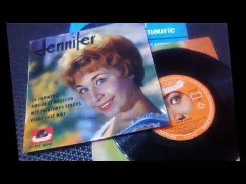 JENNIFER   , Mes Printemps Perdus ( Pretty Blues Eyes )