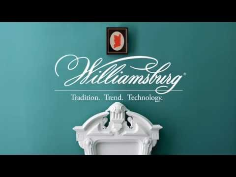 The Williamsburg Paint Collection | Benjamin Moore   YouTube