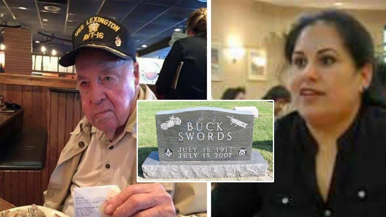 Bu Emekli Asker Her Zaman Garsona Kötü Davranıyordu, 7 Yıl Sonra Düşünülemez Bir Şey Yaptı.