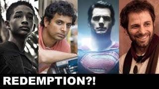 After Earth & Man of Steel 2013 : Redemption?! - Beyond The Trailer