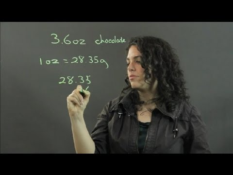 How Many Grams Is Ounces Of Chocolate Measurements Other Math Calculations