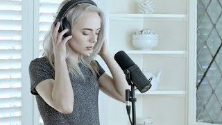 Gambar cover This Is What You Came For Calvin Harris ft. Rihanna // Madilyn Bailey