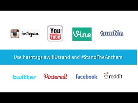 STAND the Anthem:  World unites in anti-bullying crowd sourced music video mashup
