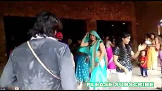 चौकिया धाम जौनपुर में इस गाने पर लोगों में जम कर डान्स किया II भौजी लइका होइ  Bhauji laika hoi II