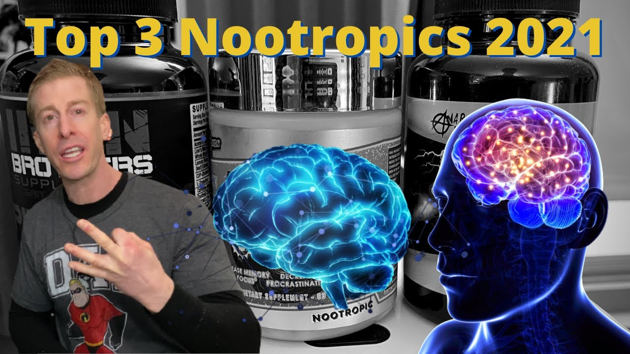 Download Top 3 Nootropics to Boost Brain Focus 2021 | Best Supps for Studying | Best Brain Food on a Budget