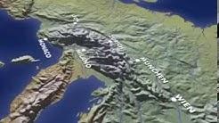 Schulfilm: Die Entstehung der Alpen (DVD / Vorschau)