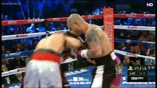 COTTO vs MARAVILLA - 7 Jun 2014 - Mala Elección?
