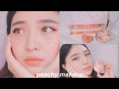 PEACHY MAKEUP 2019 PLUS YESSTYLE KOREAN MAKEUP HAUL