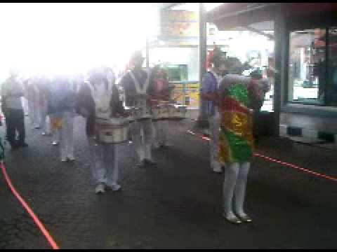 Carnaval at Jakarta Fair 2010