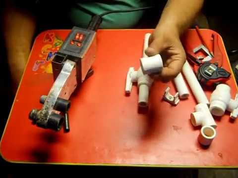 видео: Пайка труб полипропиленовых - как это просто!