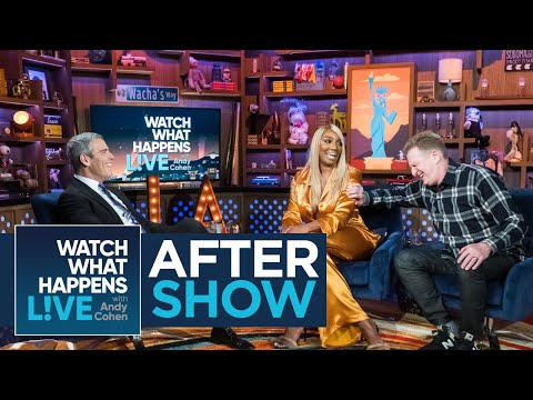 After Show: Nene Leakes Supports Cynthia Bailey's Relationship | RHOA | WWHL