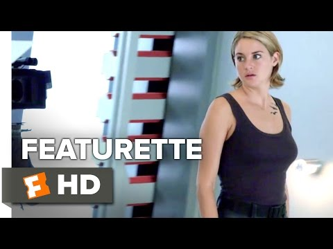 The Divergent Series: Allegiant Featurette - Beyond the Wall (2016) - Movie HD