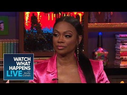 Kandi Burruss Dishes On 'Celebrity Big Brother' | RHOA | WWHL