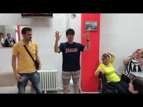 Macedonia deaf friend 226 in Macedonia 2015