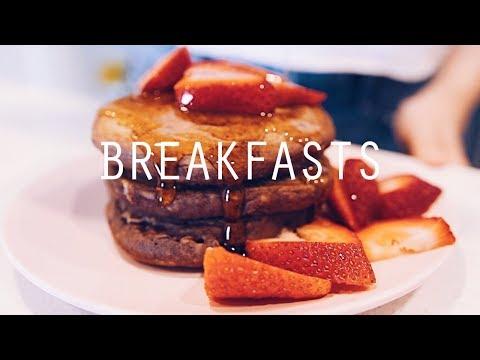3 Vegan Breakfast Ideas | Liv B