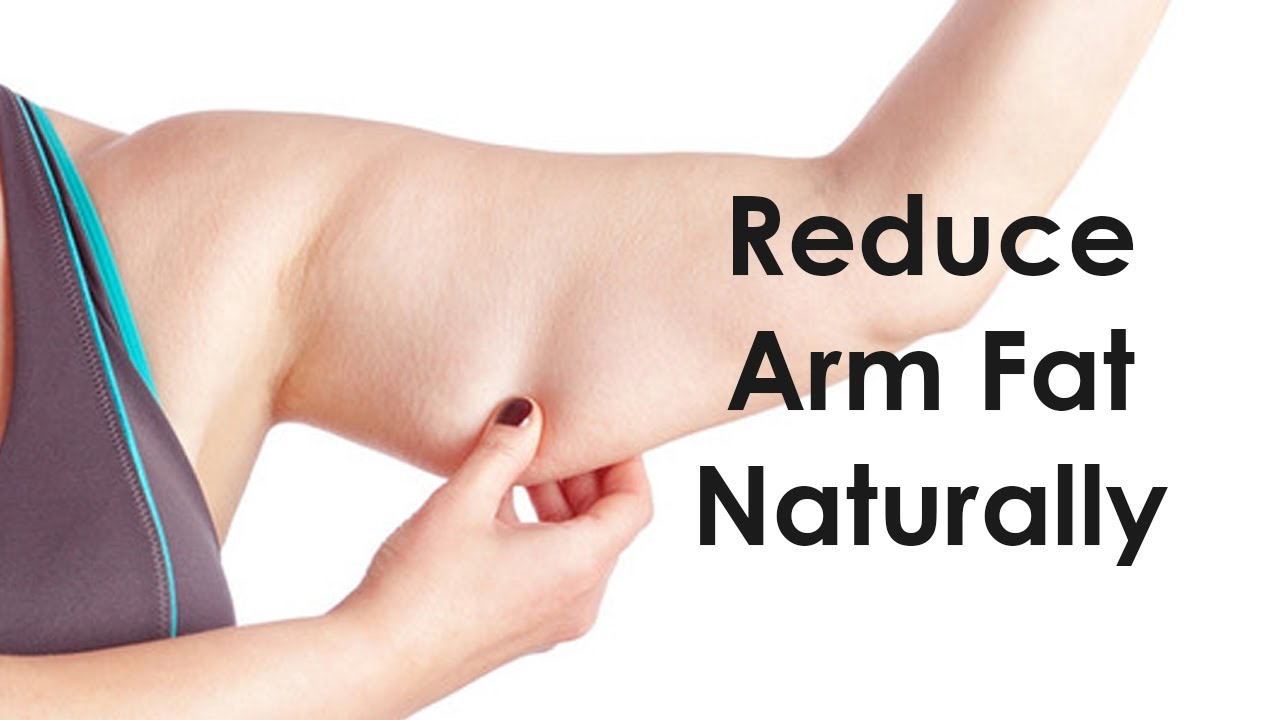 How To Reduce Arm Fat Naturally Fast At Home For Women How To Lose