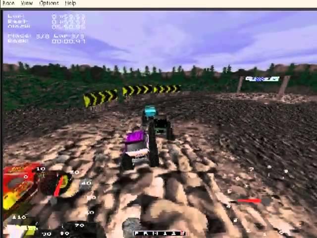 Monster Truck Madness 1 Walkthrough