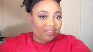 Makeup Tutorial talk through Thumbnail