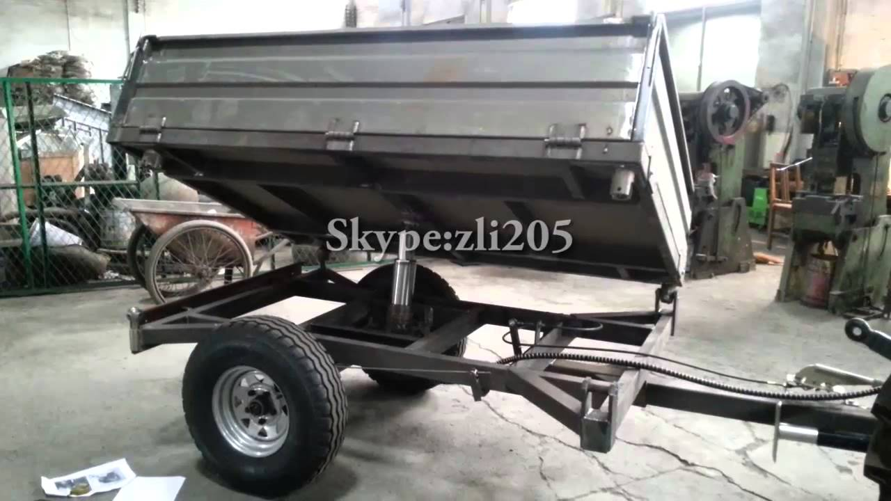 Image result for 3 way tipping trailer