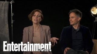 Maggie Gyllenhaal On 'The Kindergarten Teacher' & What She Learned From Kids | Entertainment Weekly