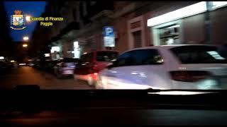 Blitz anti-abusivismo commerciale a Foggia