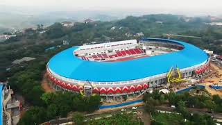 Wajah Baru stadion jatidiri PSIS Semarang