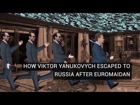 How Ukraine's Ex-President
