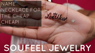 Jewelry for the CHEAP! SOUFEEL!