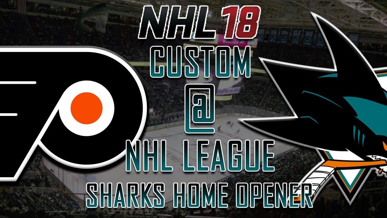 San Jose Sharks Home