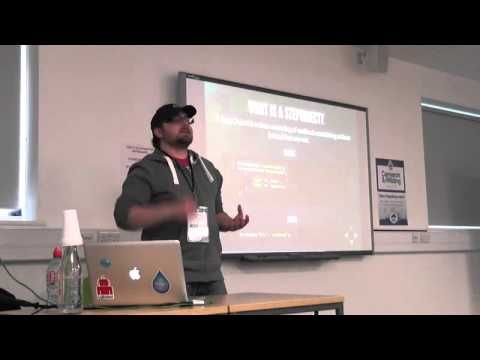Test Driven Development with Drupal and Codeception - Matt Chapman
