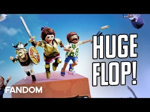 Playmobil: The Movie Flops Historically   Charting With Dan!