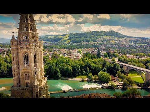 Bern, Switzerland | DJI MAVIC PRO 4K