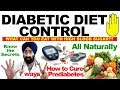 Rx Sugar epi 2 h : DIABETIC DIET | Natural Cure for Prediabetes | HINDI |Dr.EDUCATION