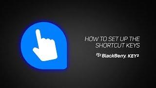 Klavye Kısayolları Atama BlackBerry KEY2 -
