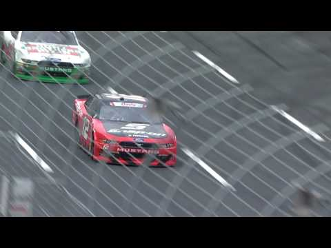 Blaney surges past Harvick to collect fifth XFINITY Series win