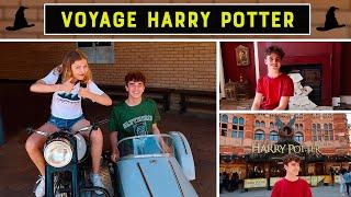 Voyage Harry Potter à Londres l Ben Hpts