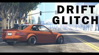 DRIFT GLITCH IN GTA 5 ONLINE SPEED AND DRIFTING GLITCH