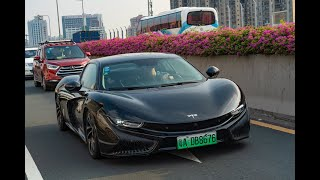 Ты не поверишь, но этот китаец на батарейках - Roadster Qiantu K50