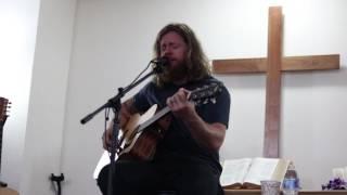 Bleeding Lies by Decyfer Down (TJ Harris) Acoustic Live