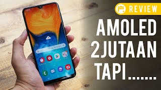 REVIEW LENGKAP GALAXY A20 ( Gaming & Camera Test )