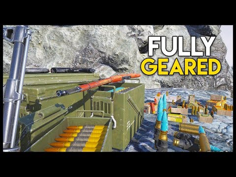 You WON'T BELIEVE Whats at the AIRFIELD - FULLY GEARED! (Scum Gameplay Part 2)